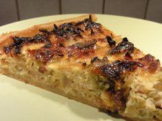 Wirsing Quiche (Savoy cabbage quiche)