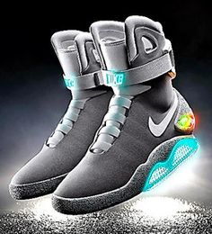 best website 82f21 83eaf Nike s power-laced  Back to the Future  shoes arrive in 2016