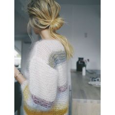 Style...Camilla Pihl // Jepp! I made this sweater! And I love it! ❤ Thanks for…
