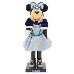 Minnie Mouse Nutcracker - Limited Release - Disneyland Diamond Celebration