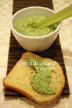 Crema di foglie di sedano
