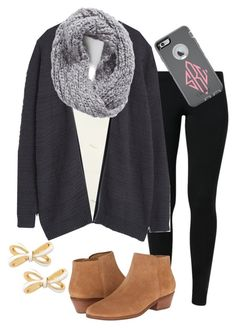 """""""Is this cute?"""" by madelyn-abigail ❤ liked on Polyvore featuring NIKE, Topshop, MANGO, Collection XIIX, Jack Rogers, Kate Spade, OtterBox, women's clothing, women's fashion and women"""