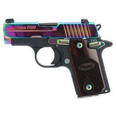 Sig Sauer P238 Rainbow Handgun - Gander Mountain