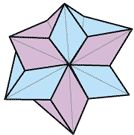This lovely Origami Modular Star is very simple to make, and a great activity for the holidays.