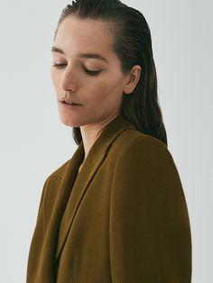 9 Best kaki blazer images   Fashion, Blazer, Work fashion