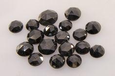 Black diamonds. Black Diamonds, Colored Diamonds, Bismuth, Raw Diamond, Minerals, Rocks, Fine Jewelry, Jewels, Gemstones