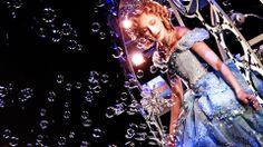 Glinda, the good witch - Wicked México (Photo: James Kelly)
