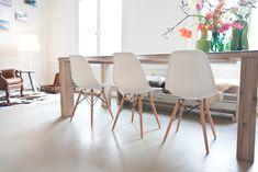 Zo style je een compact kantoor in een Amsterdams grachtenpand