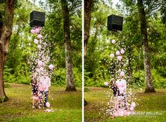 Its a girl, Gender Reveal Party Photo Idea