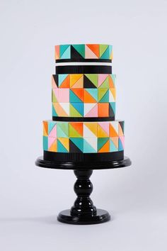 Find Your Artistic Style: 6 Gallery-Worthy Cakes Inspired by Modern Art