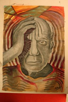 Pablo Picasso by ~CaptainBoss on deviantART
