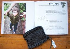 Sweater Techniques Series – Gramps Baby Cardigan – 3 / 6 : Top-Down Sweater Construction   Tin Can Knits