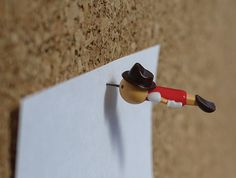 "spoony: "" duncan shotton brings real boy pins to designboom mart tokyo 2012 """