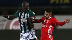 Vitoria Setubal 1-0 Benfica