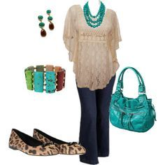 plus size polyvore over 40 - Google Search