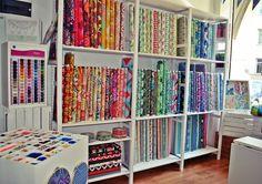 Seven Sisters Fabrics store Warsaw  Solec 81b.lok77. on-line: www.sevensistersfabrics.pl