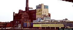 Landmark Domino Sugar Factory Up For Sale! Sugar Factory, Old Factory, Warehouses, In Law Suite, Factories, Willis Tower, Decay, Brooklyn, Times Square