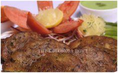 Subz Shikampoori Kabab