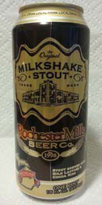 One of new favorites that my DH can get for me. Rochester Mills Milk Shake Stout | Rochester Mills Beer Co. | Rochester, MI