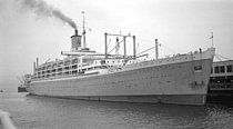 SS ORCADES, Vancouver