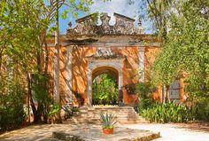 Hacienda Uayamon, a Luxury Collection Hotel, Uayamon - Entrada a la suite Colonial Deluxe