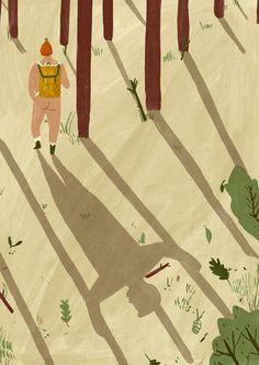 Editorial - Naomi Wilkinson Illustration