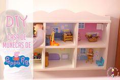Os quiero enseñar cómo hice una casa de muñecas para mi hija Valeria, con tan sólo un mueble de Ikea (el modelo HENSVIK) y unos fondos para imprimir y pegar. Tenía mucha ilusión por c…