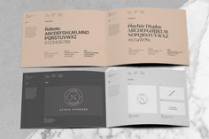 Palermo Brand Manual by Studio Standard on Creative Market