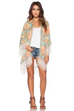 Show Me Your Mumu Metzler Kimono in Miss Magnolia | REVOLVE