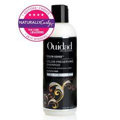 Ouidad Color Sense Color Preserving Shampoo - CurlMart