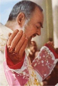 Oração ao Padre Pio de Pietrelcina, Oração ao Santo Padre Pio de Pietrelcina pelos enfermos.