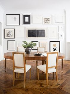 Atelier du Petit Colin | Look of the Day: West Village Townhouse Dining