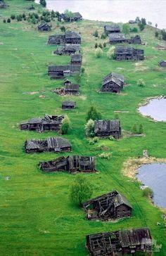 abandoned...Russia