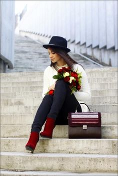 Anna Mour Beauty Fashion Love- http://dressed-to-kill.com/anna-mour-beauty-fashion-love-spring-flowers-dress-kot
