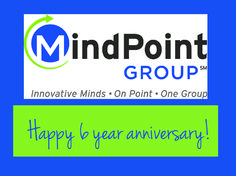 Happy 6th Year Business anniversary