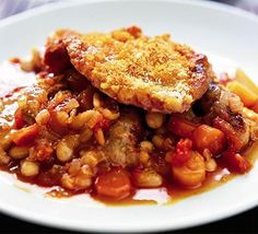 No-nonsense hearty meal that needs little or no side dishes - a great family meal - by Gary Rhodes