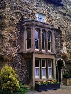 Ruiny opactwa Bury St Edmunds (Wielka Brytania)