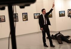 """RUSSIAN NEWS: Assassination of Ambassador in Turkey a """"Terrorist Act"""" 12/19/16 JUST MIGHT HAVE PISSED OFF THE WRONG COUNTRY,"""