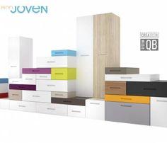 Disfruta de la posibilidad de poder cambiar la distribución de la habitación de tus hij@s siempre ... http://rimobel.es/index.php/es/rimobel/entry/una-habitacion-diferente-cuando-tu-quieras