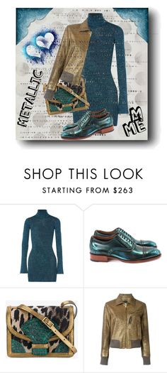 """Senza titolo #473"" by flioncleo62 ❤ liked on Polyvore featuring By Malene Birger, John Fluevog, Dries Van Noten and Golden Goose"