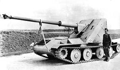 Waffentrager Pak made by Ardelt i Rheinmetall-Borsig AG. German Soldiers Ww2, German Army, Self Propelled Artillery, Ww2 Pictures, Tank Destroyer, Armored Fighting Vehicle, Ww2 Tanks, World Of Tanks, Battle Tank