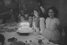 Tulla Tallianos' birthday party - 1945 | Flickr - Photo Sharing!