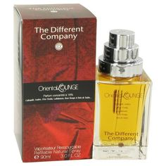 New Arrival: Oriental Lounge By The Different Company. Give yourself the gift of a scent that is as light as silk and is perfect for daytime wear or evening use.