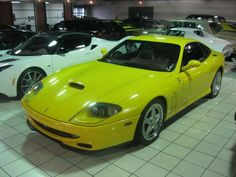 Canadian #Ferrari 550 Cars, Visit us for Buying and Selling Cars