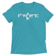 FREE INDEED Short sleeve t-shirt