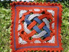 Celtic knot square