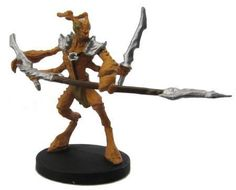 Thri-Kreen (Spear) #16/45 D&D Icons of the Realms: Storm King's Thunder