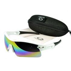 Oakley Radar Path Sunglasses White