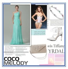 """""""Cocomelody #5"""" by damira-dlxv ❤ liked on Polyvore featuring Tiffany & Co., women's clothing, women, female, woman, misses and juniors"""