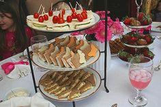tea party foods :)